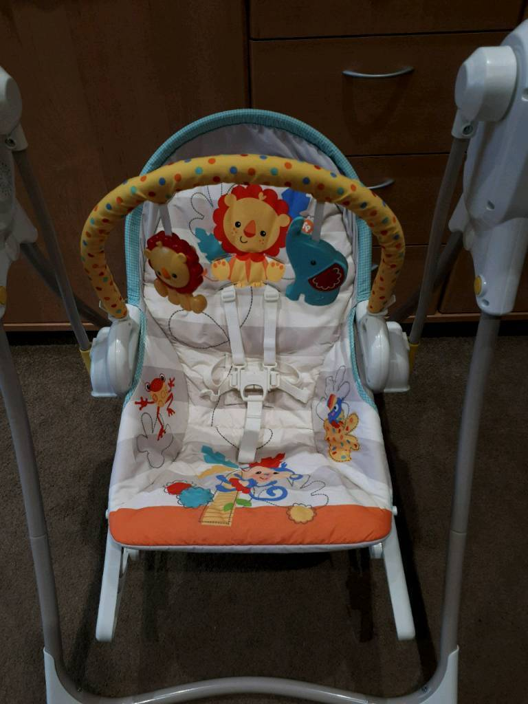 Fisher price baby to toddler 3 in 1 swing *reduced price*