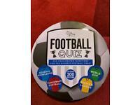 Stocking filler Football Quiz