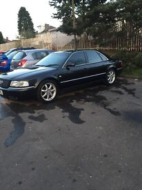 For sale or swap Audi a8