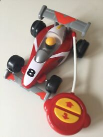 John Lewis my first remote control car