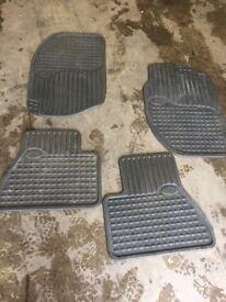 Genuine freelander rubber mats
