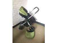 Mothercare Spin Pram/pushchair