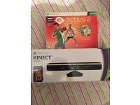 Kinect and game pack