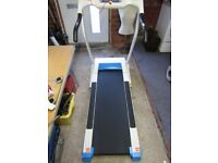 ELECTRIC MOTORISED TREADMILL, RUNNING MACHINE IN VERY GOOD CONDITION