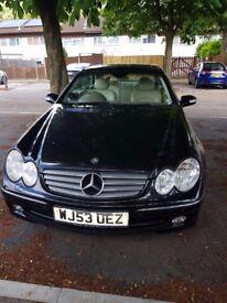 Mercedez Benz Clk 2003,Elegance Coupe,Diesel,Automatic,Good conditiones.