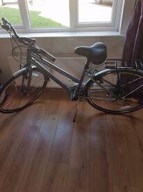 Womens Indigo Regency Hybrid bike for sale!