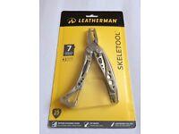 New Leatherman Skeletool Multi Tool