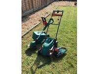 Bosch Lawn mower, strimmer & hedge trimmer
