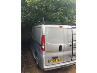 Silver 2009 Renault Trafic Ll29 Sport Dci 115 Bluetooth Stereo