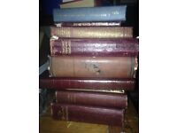 "antique books & folio society books ""charles dickens"""