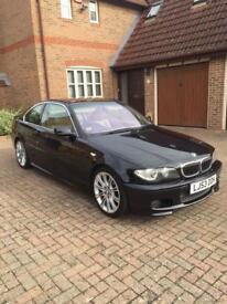 BMW 3.25 Automatic £2,200 *12 month MOT*
