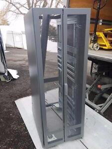 HP 10642 42U Server Rack Cabinet Enclosure 245169-001