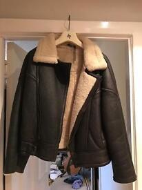 Aviator Jacket / Shearling SMALL