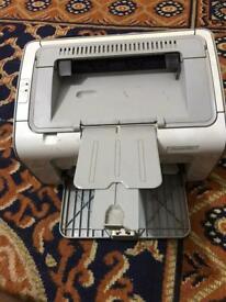 Hp black and white printer