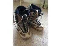 Men's Snowboard boots, size 12