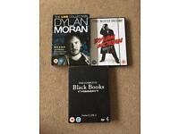 Dylan Moran DVD collection