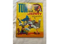 1972 Tom and Jerry