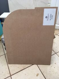 Earthstone B&Q worktop curved jig