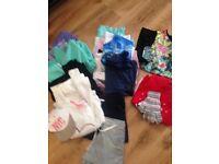 Large Bundle Girls Clothes age 9-10
