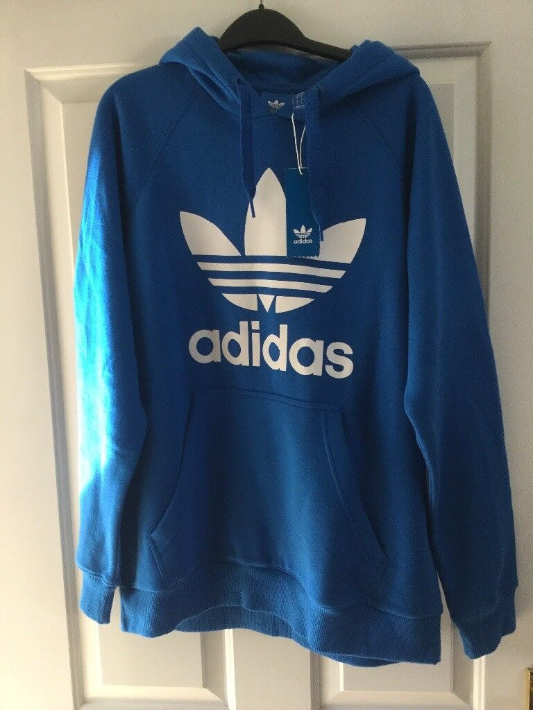 Adidas hoodie size L *new with tags*