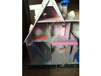 Lol doll winter house