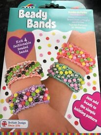 Brand new Beady bands