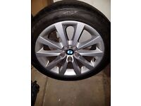 BMW ALLOY WHEELS (Audi Mercedes BMW wheels vw)