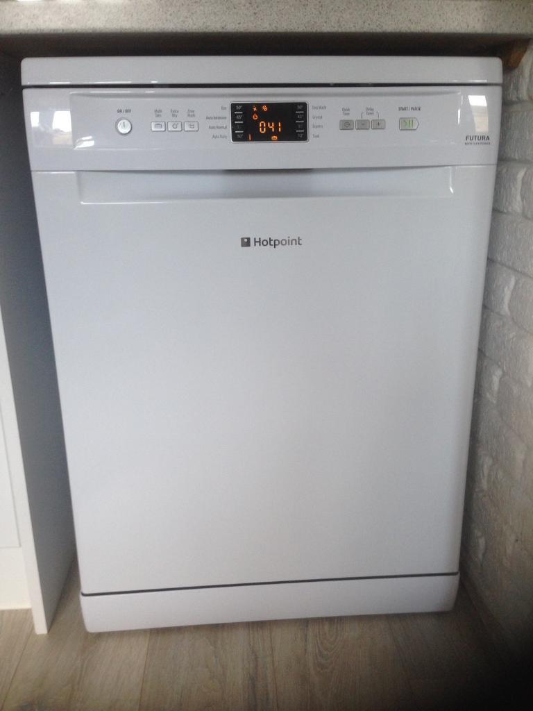 Hotpoint Future Fdfsm 31111 Smart Dishwasher In Barnstaple Devon
