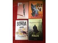 Ksiazki po polsku / Polish books