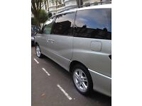 Toyota previa T3 2003 auto drive superbly full histroy hpi clear one year mot and fully serviced