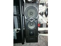 Kenwood series 21 speakers