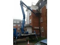 24 Hour Cherry Picker Hire