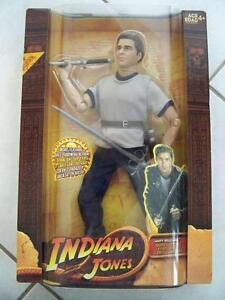 INDIANA JONES-DOLL-MUTT WILLIAMS-NEW