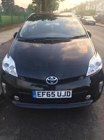 TOYOTA PRIUS 65reg **UBER READY**SPECIAL OFFER £220pw INCLUDING INSURANCE