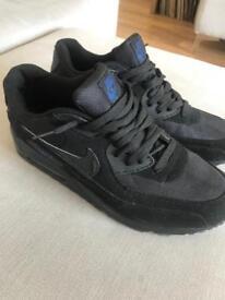 Nike Air Max 90s Black Size 9