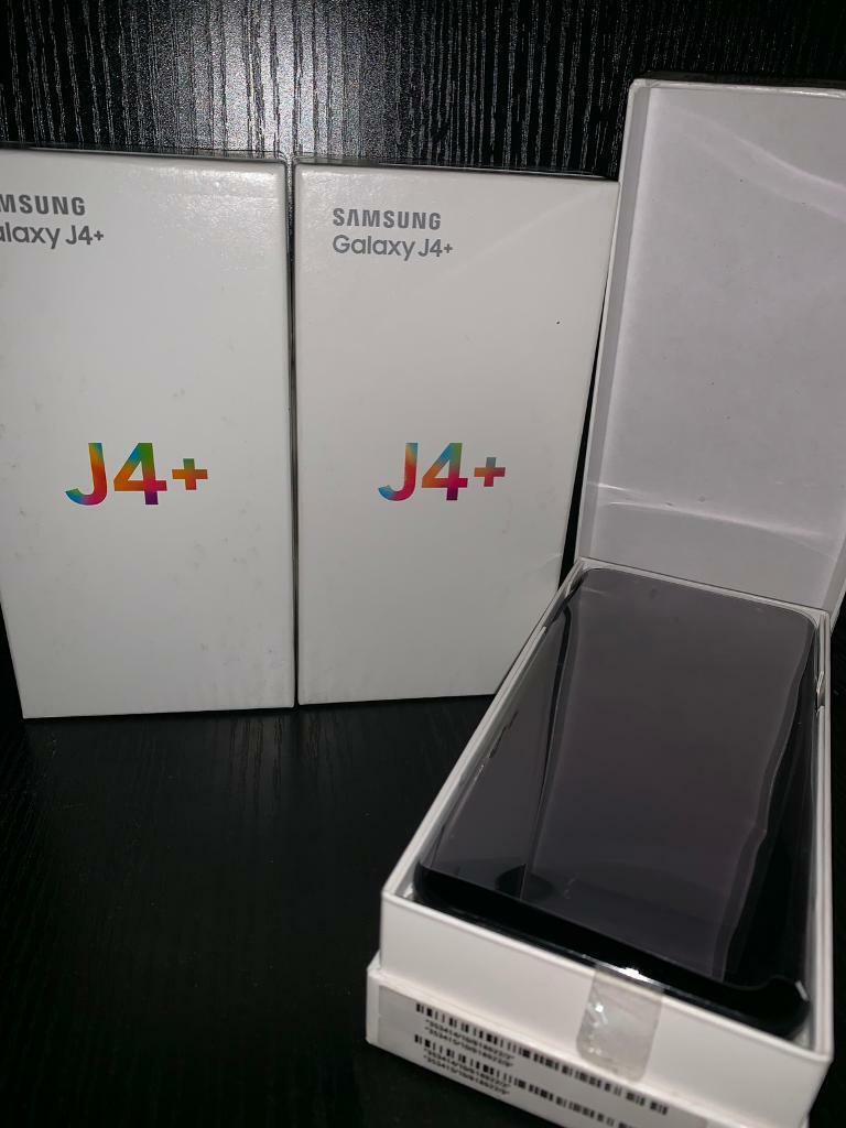 Brand New Samsung Galaxy J4 Plus 32GB Unlocked | in Cheetham Hill,  Manchester | Gumtree