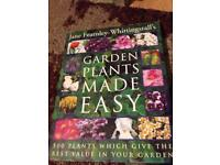 Garden plants made easy