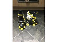 Brand new roller skates