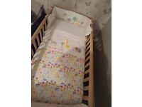 brand new cot bed