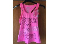 Brand New Superdry Sports Top