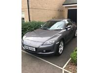 Madza Rx8 1 former owner 37k miles full service history