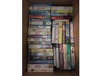 Assortment of videos