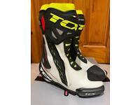 Tcx race boots