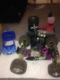 Rc nitro car/buggy/truggy/truck/ not Chinese copy