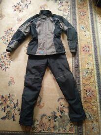 Frank Thomas Ladies Motorcycle Jacket & Trousers (S/XS)