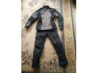 Frank Thomas Ladies Motorcycle Jacket & Trousers (S/XS)