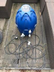 Lay Z spa heater ex cond £60 filter cover £10 inflatable inner £5