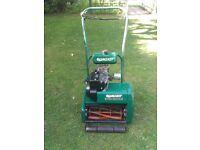 Qualcast 35s self propelled lawnmower