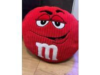 M & M cushion