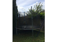 10ft Trampoline - Free to collect - Well Used